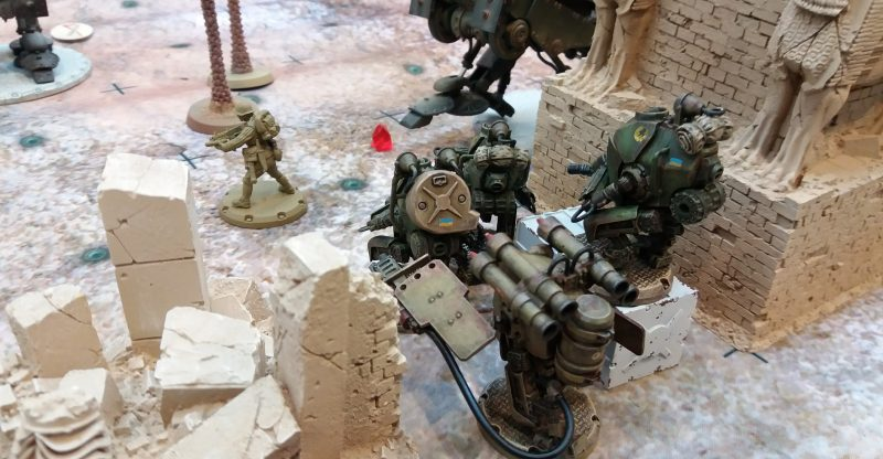 Steel Guard Assault Squad - Reinforcement / Uzupełnienia