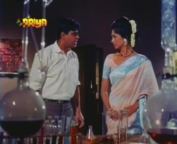 Ravi and Rajni