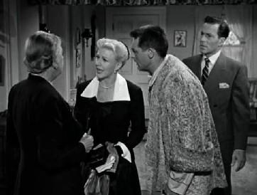Mother, Edwina, Barnaby and Hank