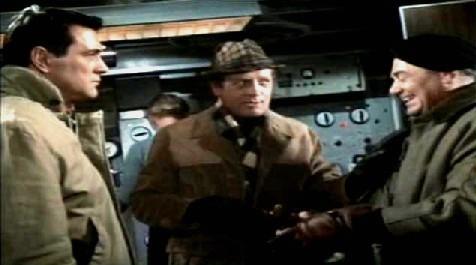 Jones meets an old pal - Vaslov