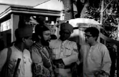 Khan is arrested
