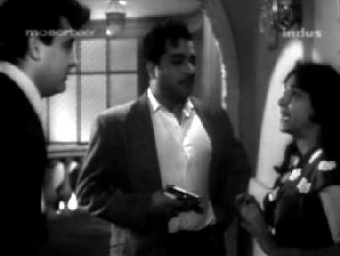 The showdown between Dilip, Pratap and Baruna