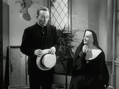 Father O'Malley and Sister Benedict