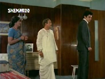 Rajesh leaves home after a quarrel