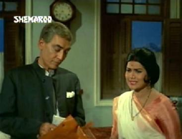 Mr Verma tells Kamla he's sold off the house
