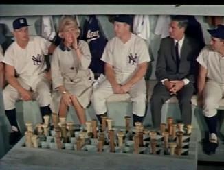 Cathy gets to meet her baseball idols