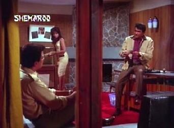 Veera eavesdrops on a conversation between Naresh and Ajay
