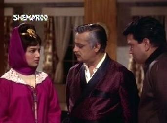 Mr Sharma and Kiran deny the entire affair