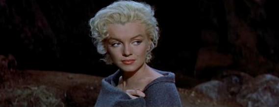 Marilyn Monroe in River of no Return