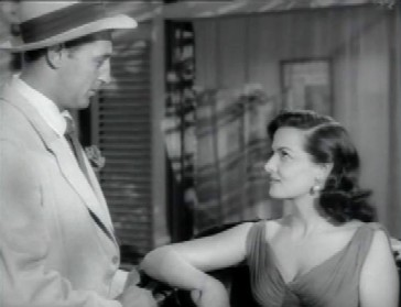 Robert Mitchum and Jane Russell in Macao