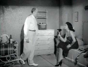 Julie tries to shake off an admirer