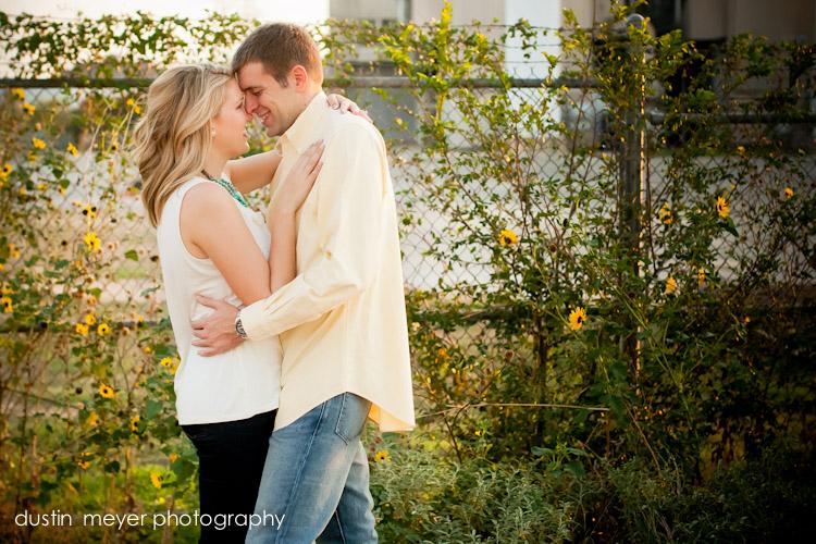 Sneak Peek: Lauren and Eric Austin Engagement Portraits