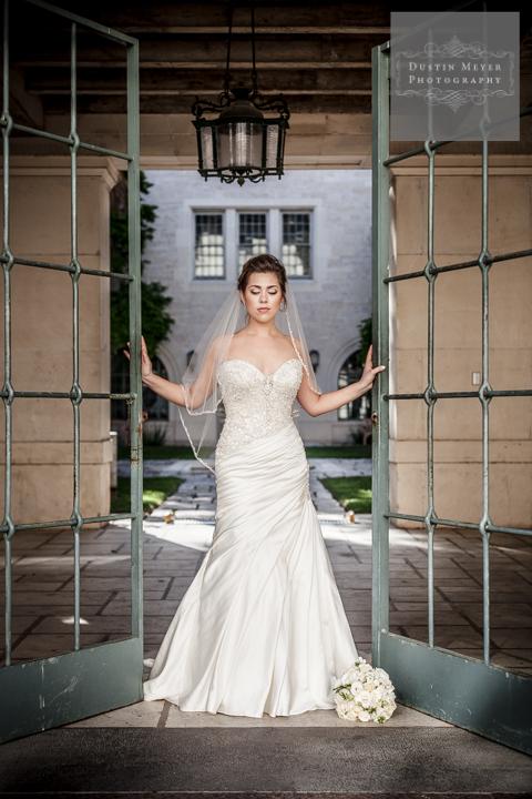Bridal Portraits: Adrienne