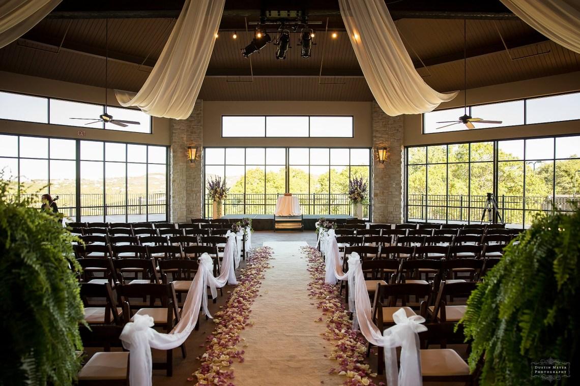 Barton Creek Resort Wedding