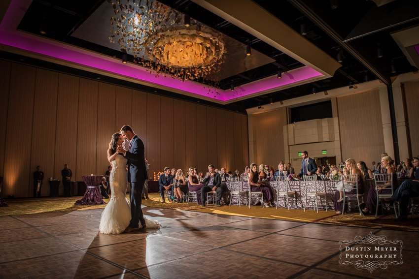 wedding reception ideas from the first dance photo Hyatt Lost Pines Wedding