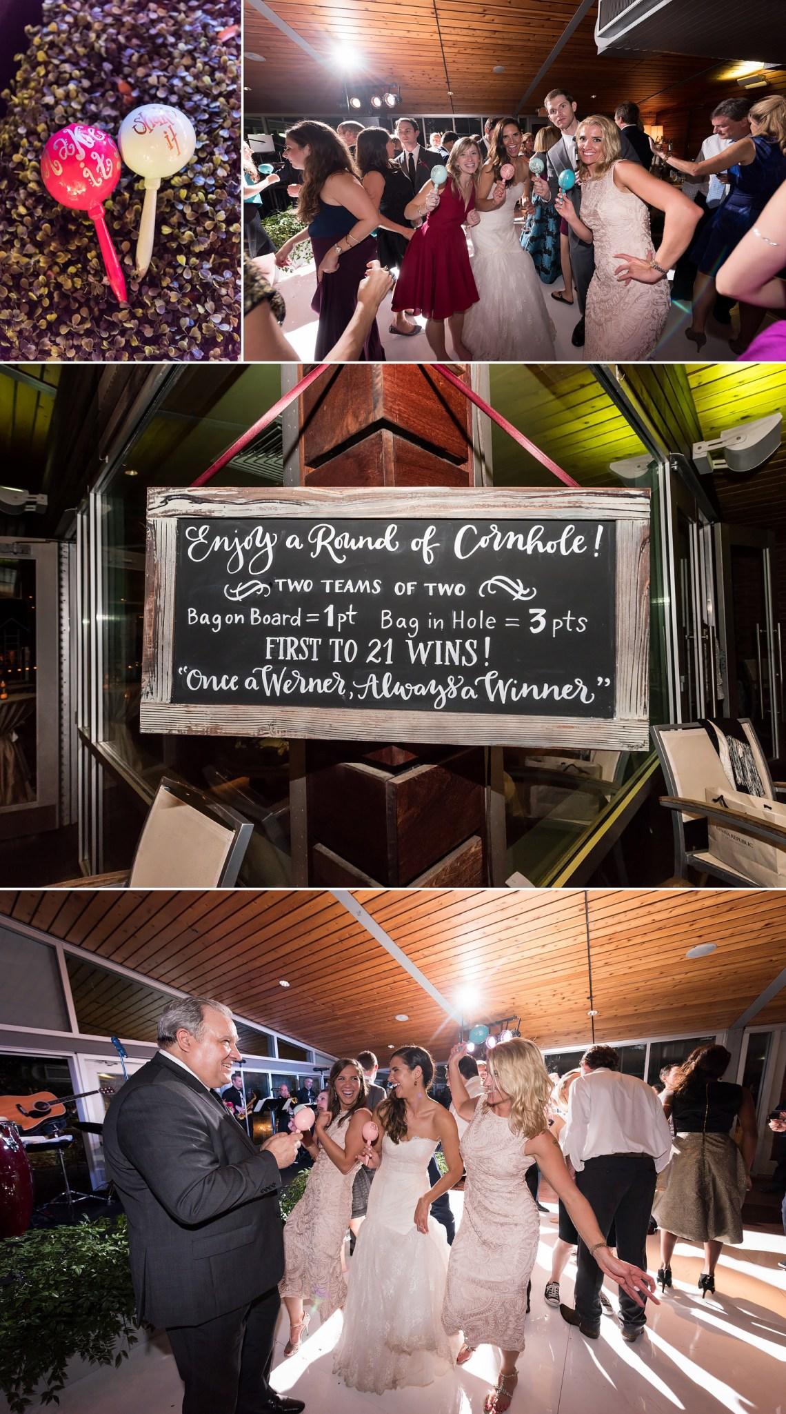 wedding details, wedding reception, party favors, the grove, Houston Wedding Photographers