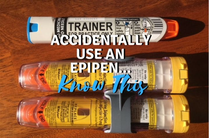 What Happens If You Use An Epipen Without Needing It