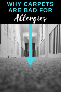 Why Carpets Are Horrible For Allergies | Dust Mite Solutions