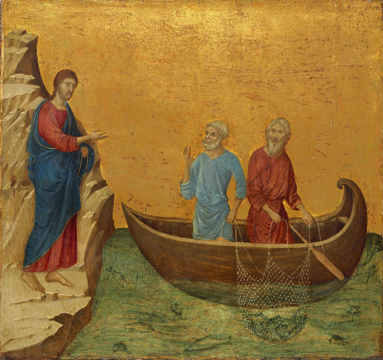 Daily Bible Reading Devotional [Luke 5:1-11]-September 20, 2017