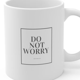 Do Not Worry (Small Version)