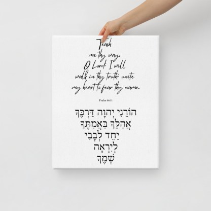 Psalm 86:11 canvas-in-16x20-front-603075a83c719.jpg