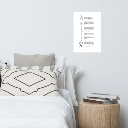 Psalm 121 enhanced-matte-paper-poster-(in)-12x18-front-603131b38bb87