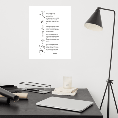 Psalm 121 enhanced-matte-paper-poster-(in)-16x20-front-603131b38bcab