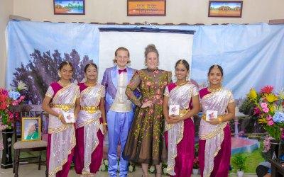 Switzerland & India Art Fusion