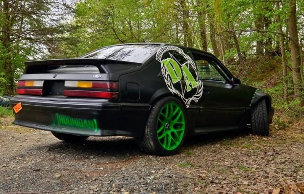 Foxbody Drift Car
