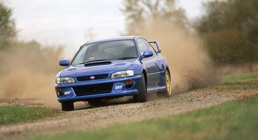 4 Things That Make the Subaru 2.5RS the Ultimate JDM Machine