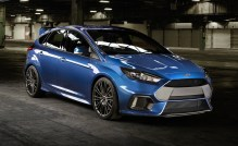 2016 Focus RS starts at $36k, 0-60 in 4.7 seconds