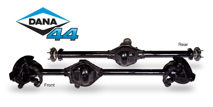 Dana 30 vs Dana 44: Whats The Difference?
