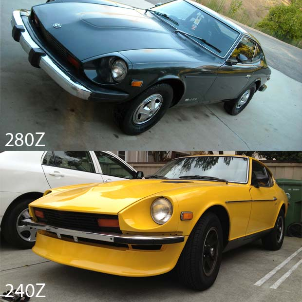 240Z vs 280Z: Which One is Actually Better?