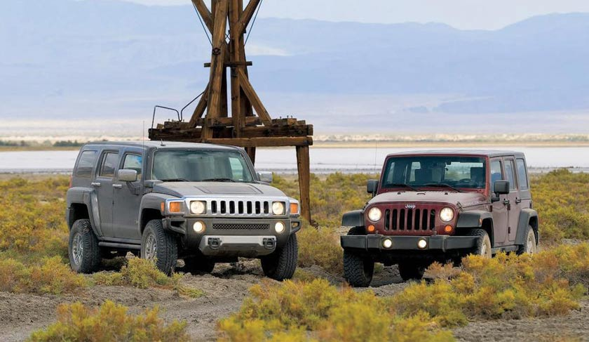 Hummer vs Jeep: Which One is Actually Better?