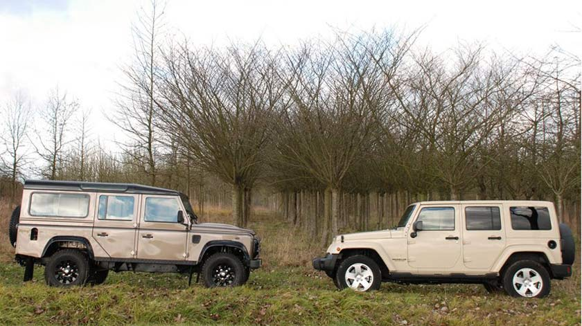 Jeep vs Land Rover: Which One is Actually Better?