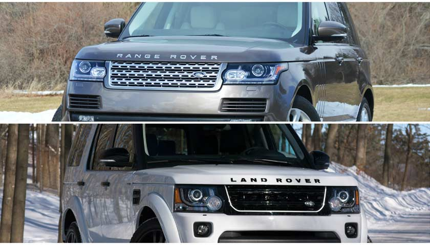 Land Rover vs Range Rover: What's The Difference?