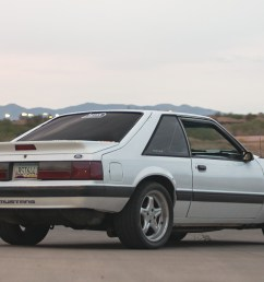 whether you love or hate the style of the fox body you ll probably agree that it s interesting but it doesn t really resemble mustangs of the past  [ 1600 x 900 Pixel ]