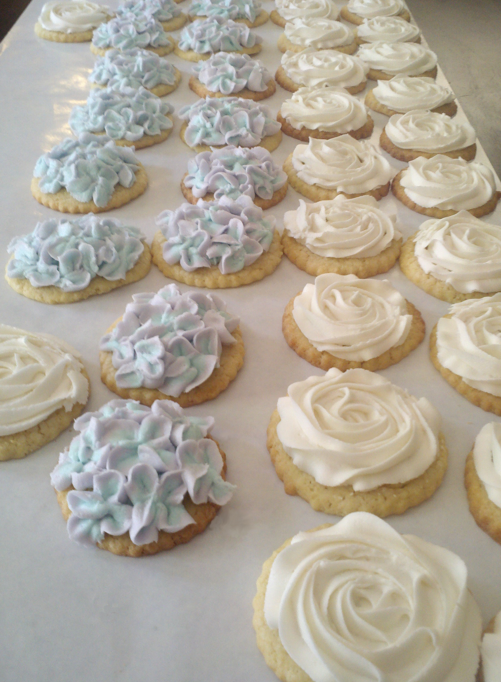 wedding cookies  Dust With Flour