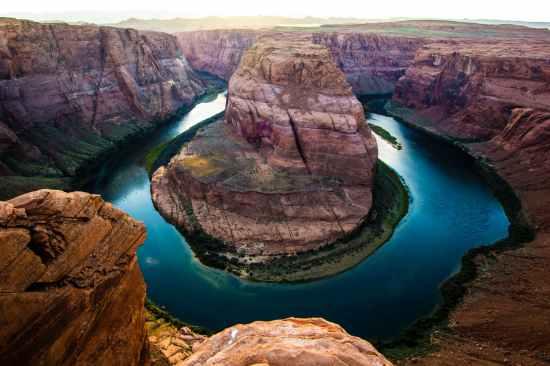 arizona canyon deserted geological