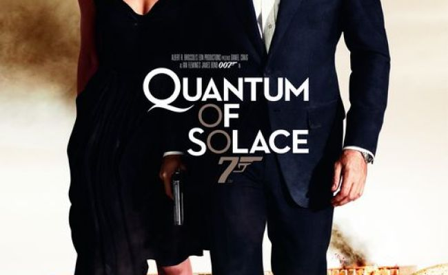 Quantum Of Solace 2008 Keeping It Reel