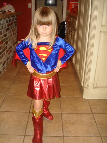 Anna - Supergirl