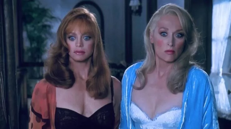 Bruce Willis Meryl Streep ve Goldie Hawn bu kara komedi Robert Zemeckis yonettigi yildiz.