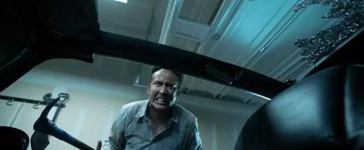 Nicolas Cage filmin gosterime girmesinden onceki on yil icinde cektigi en sevdigi film oldugunu acikladi.