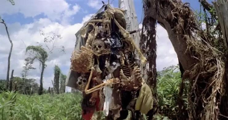 Yonetmen Ruggero Deodato Yamyam Holokost rezil bir Italyan korku filmi