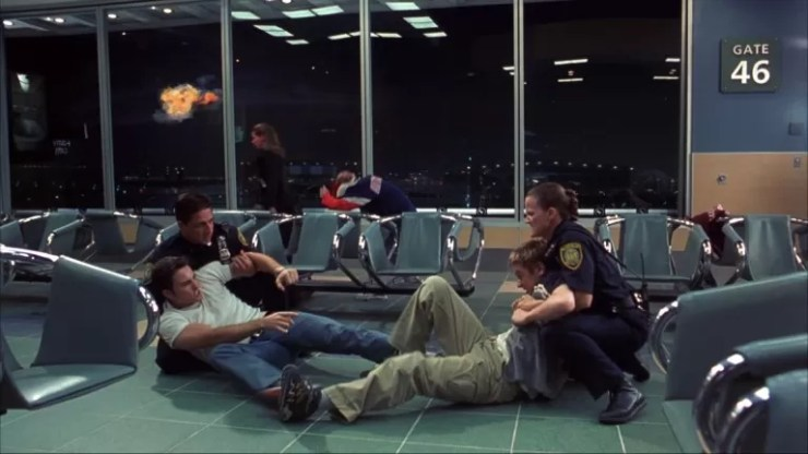 Sadece en yogun korku hayranlari bu filmin bir X Files bolumu olmasi gerekiyordu biliyorum.