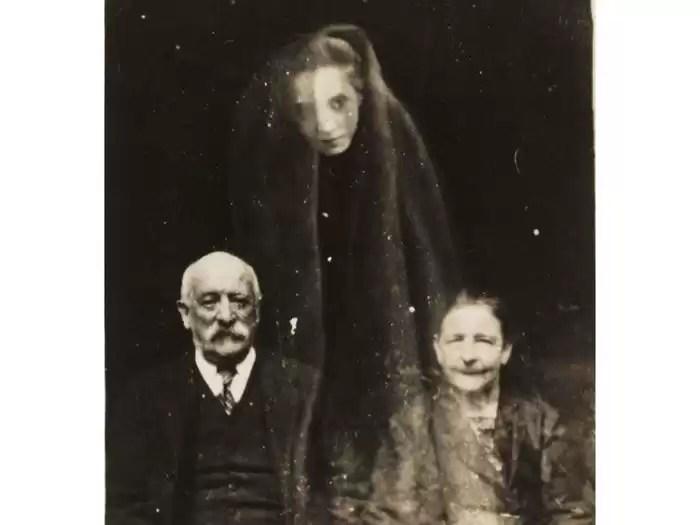 kadin hayalet fotografi