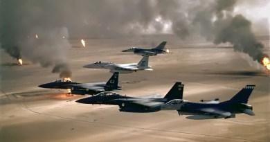 Uluslararası Koalisyon Güçleri Irak'ın Sekizinci Üssünden Çekildi