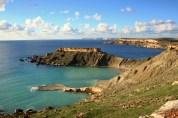 klifowe wybrzeże Malty
