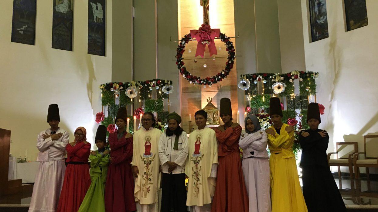 Menebar Pesan Damai dan Persaudaraan dalam Momentum Natal