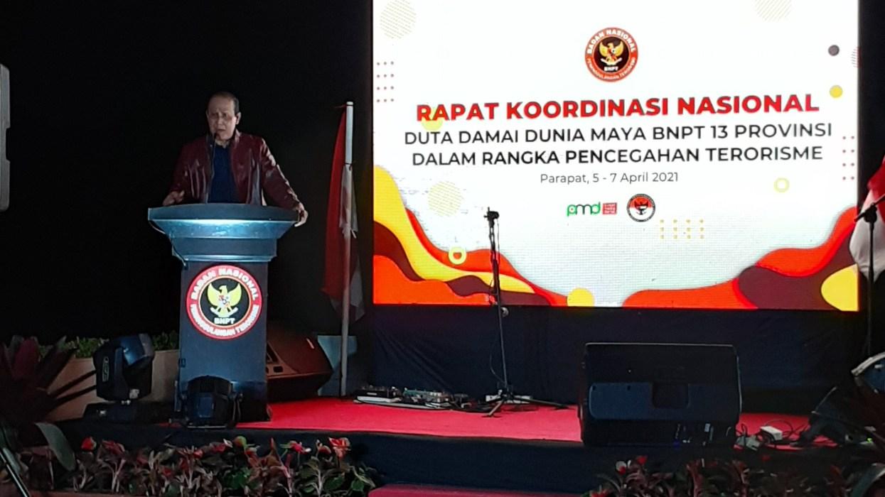 Kepala BNPT: Penting untuk Terus Tumbuhkan Kreativitas Berbasis Kearifan Lokal